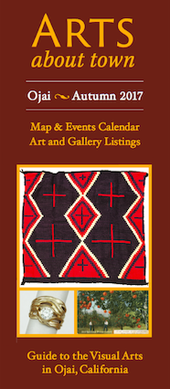 Arts About Town, featuring the best things to do in Ojai. Find all Ojai art galleries, Ojai artists, Ojai shops, every other place to go or thing to do in Ojai. Arts About Town includes a map of points of interest around Ojai, calendar of events, and many free things to do in Ojai.